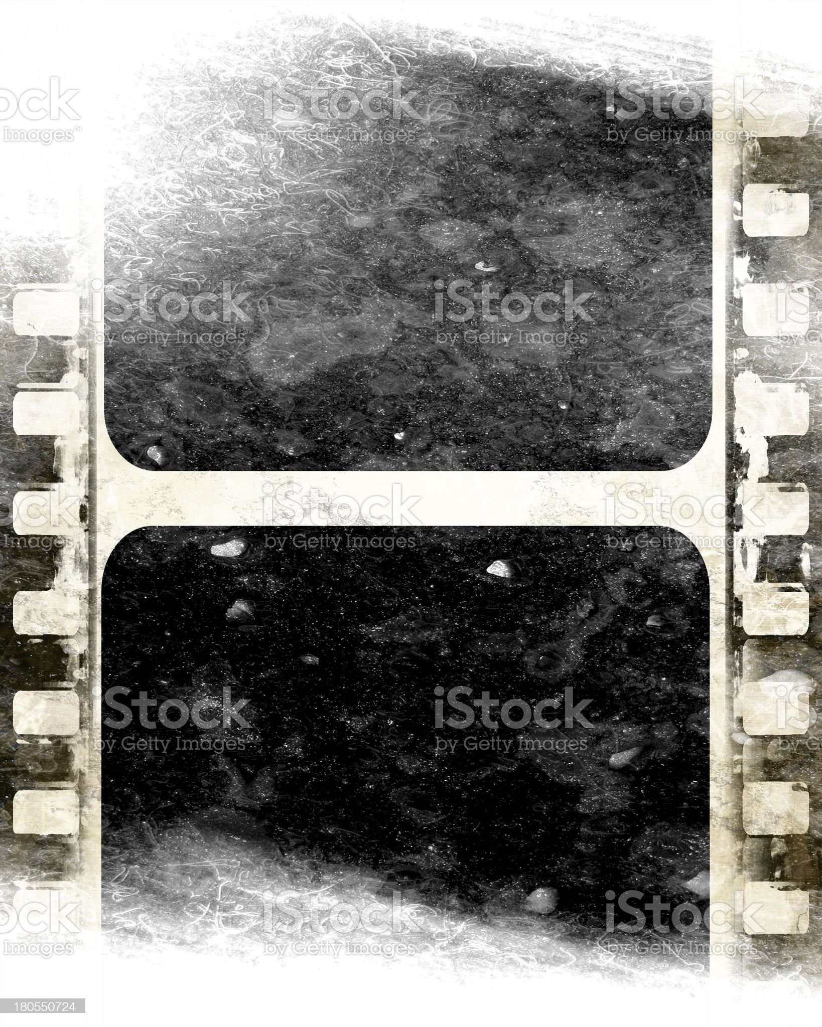 Film strip royalty-free stock vector art