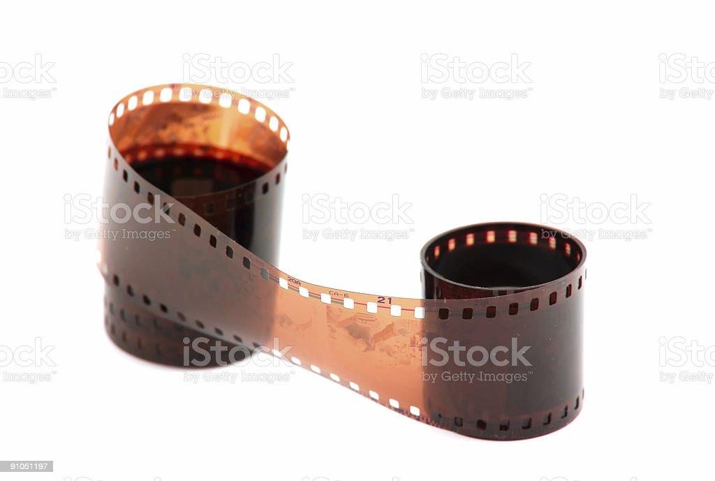 Filmstrip royalty-free stock photo
