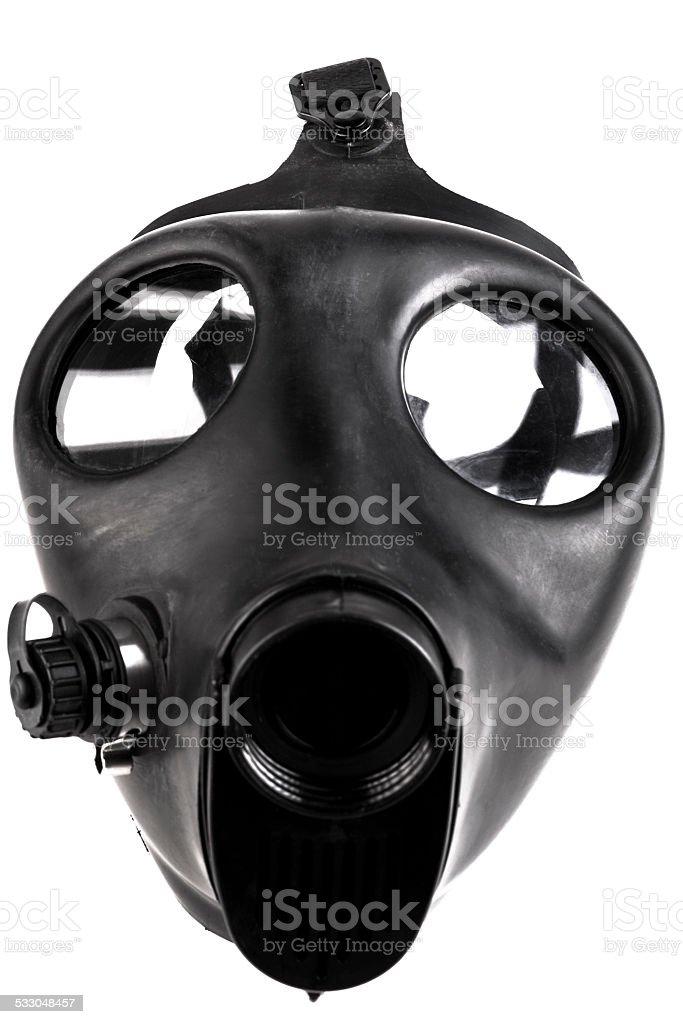 Filterless Gas Mask stock photo