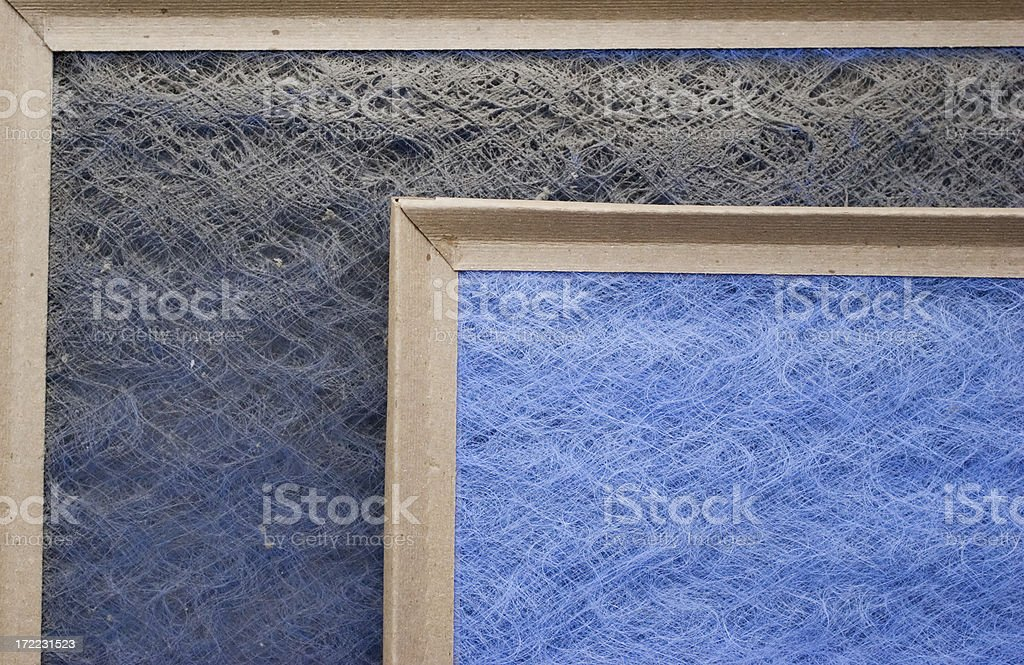 AC Filters royalty-free stock photo