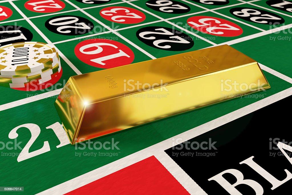 final bet stock photo