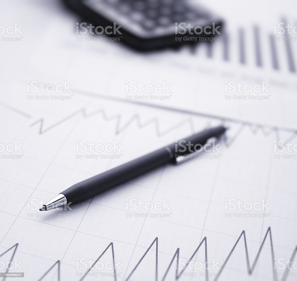 finance and business royalty-free stock photo