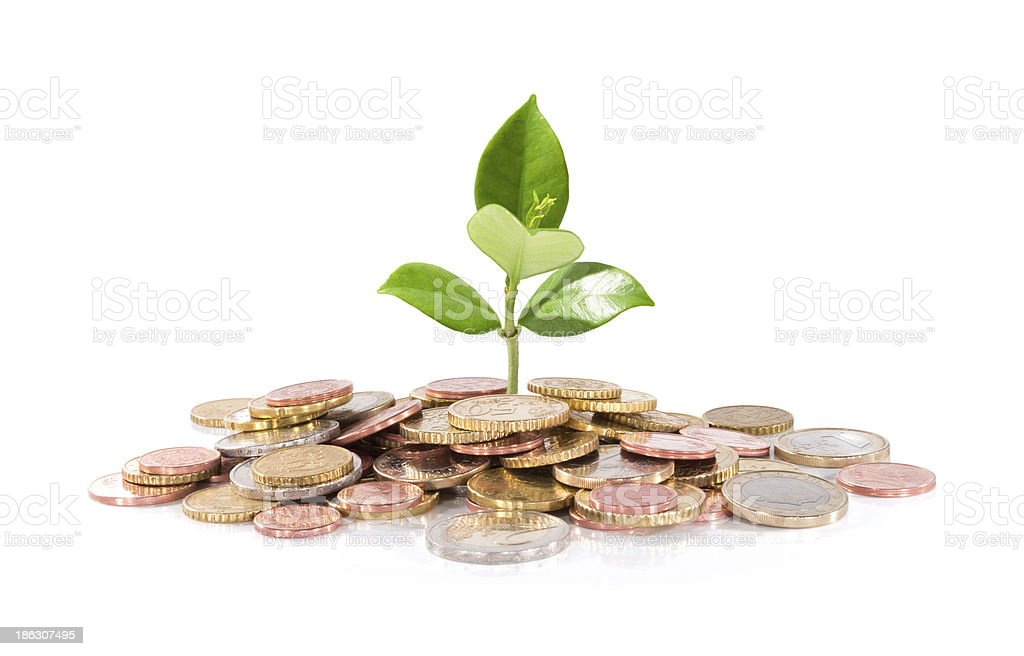 finance new business - start-up stock photo