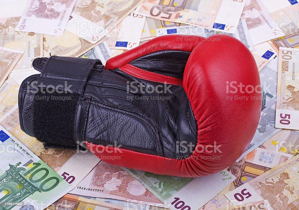 Finanzen stock photo