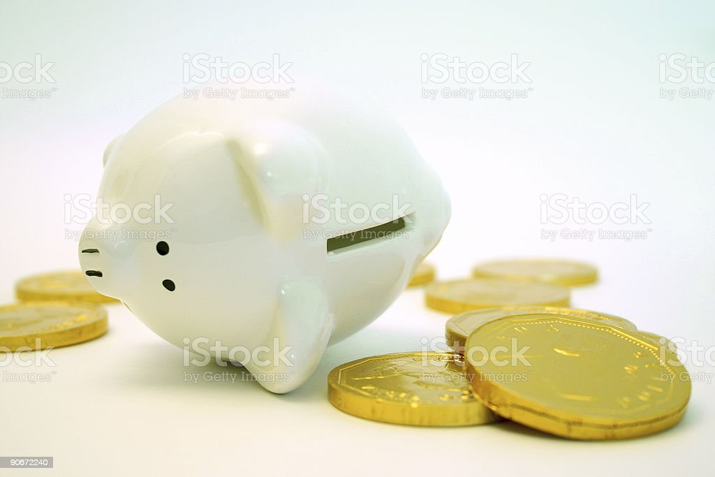Finances royalty-free stock photo