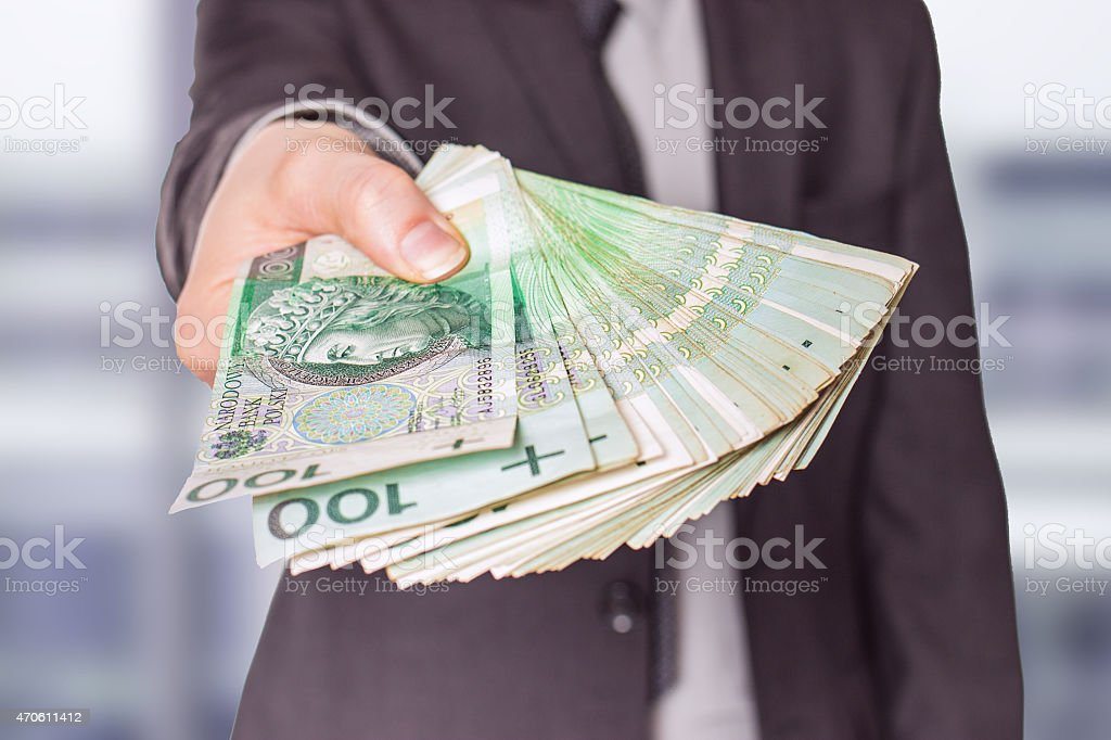 Finances - incomes stock photo