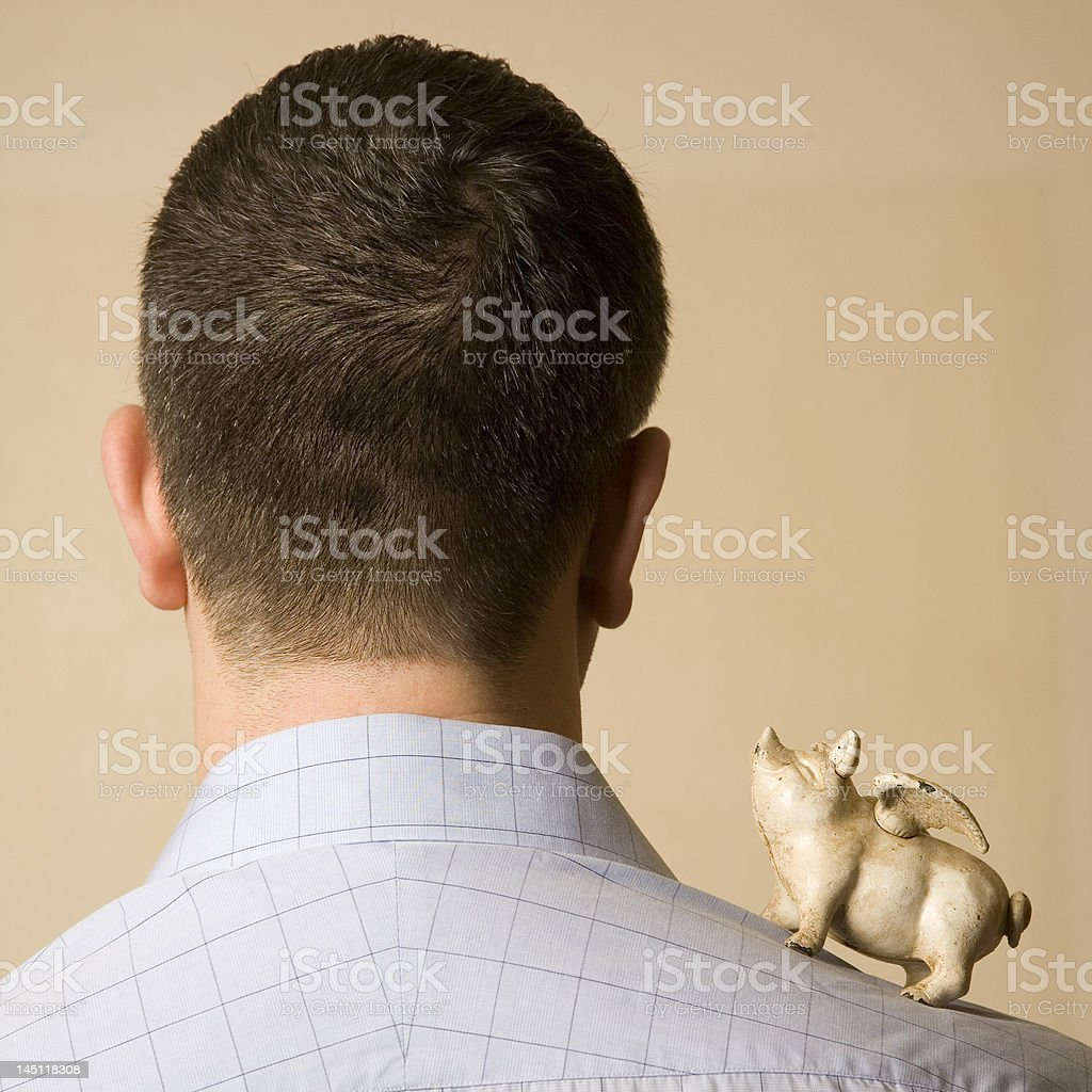 Financial advice stock photo
