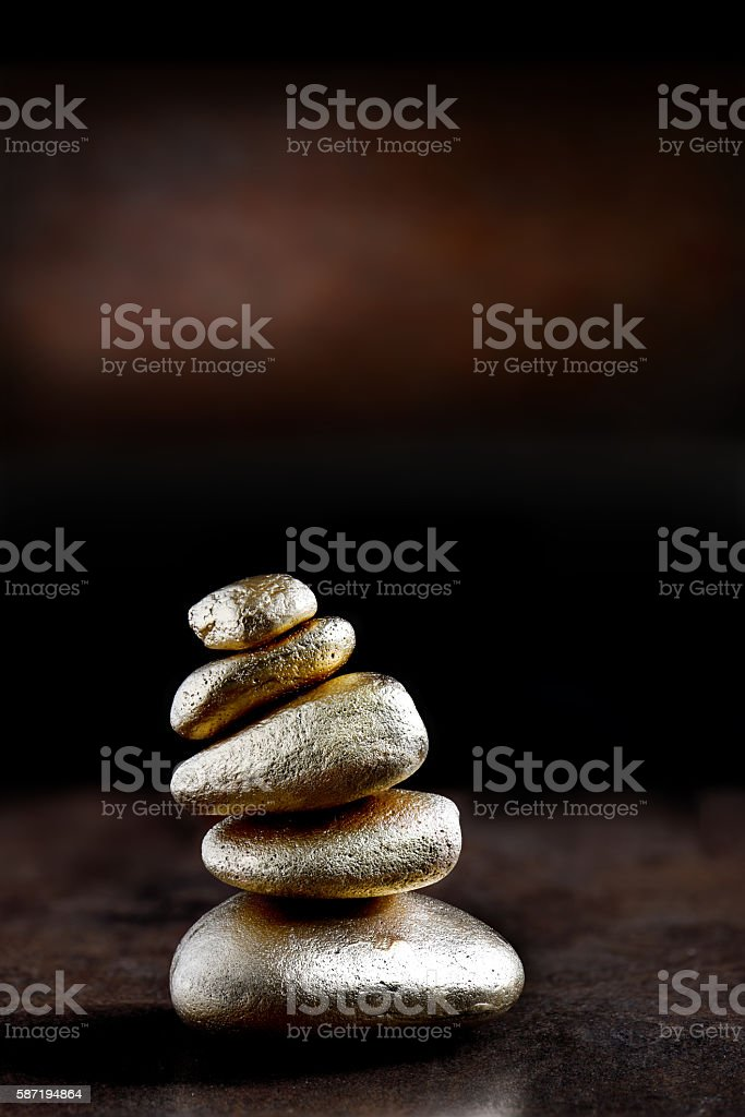 Financial Balance stock photo