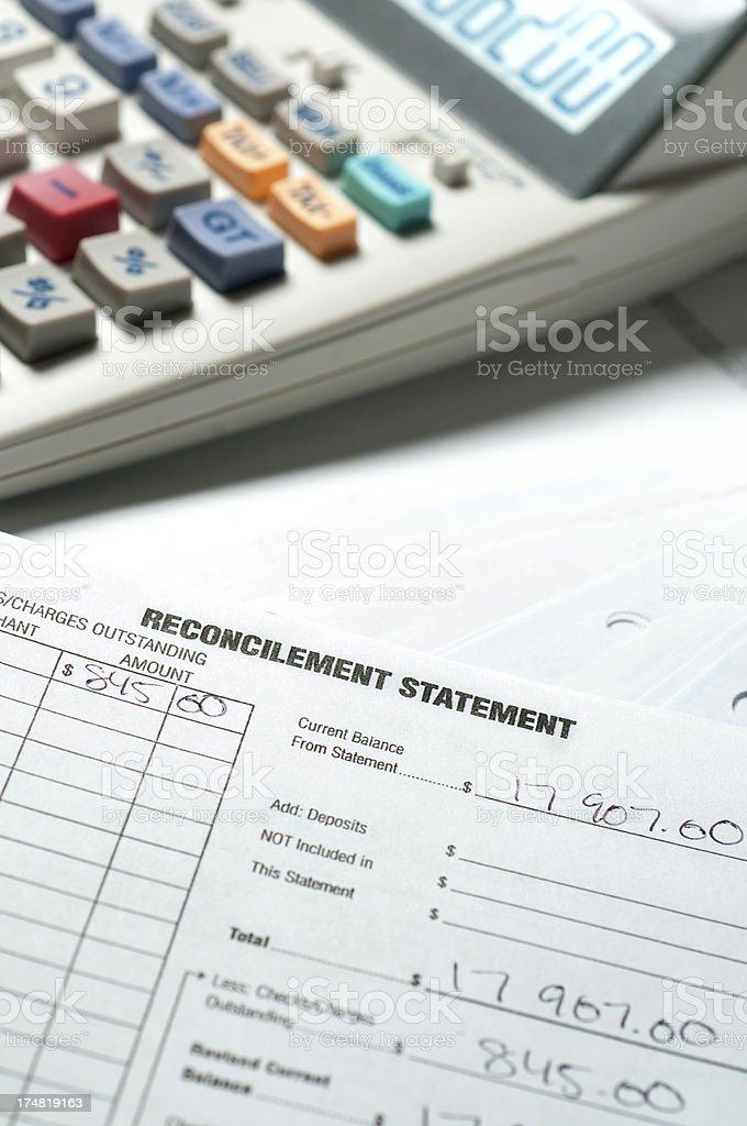 Financial Banking royalty-free stock photo