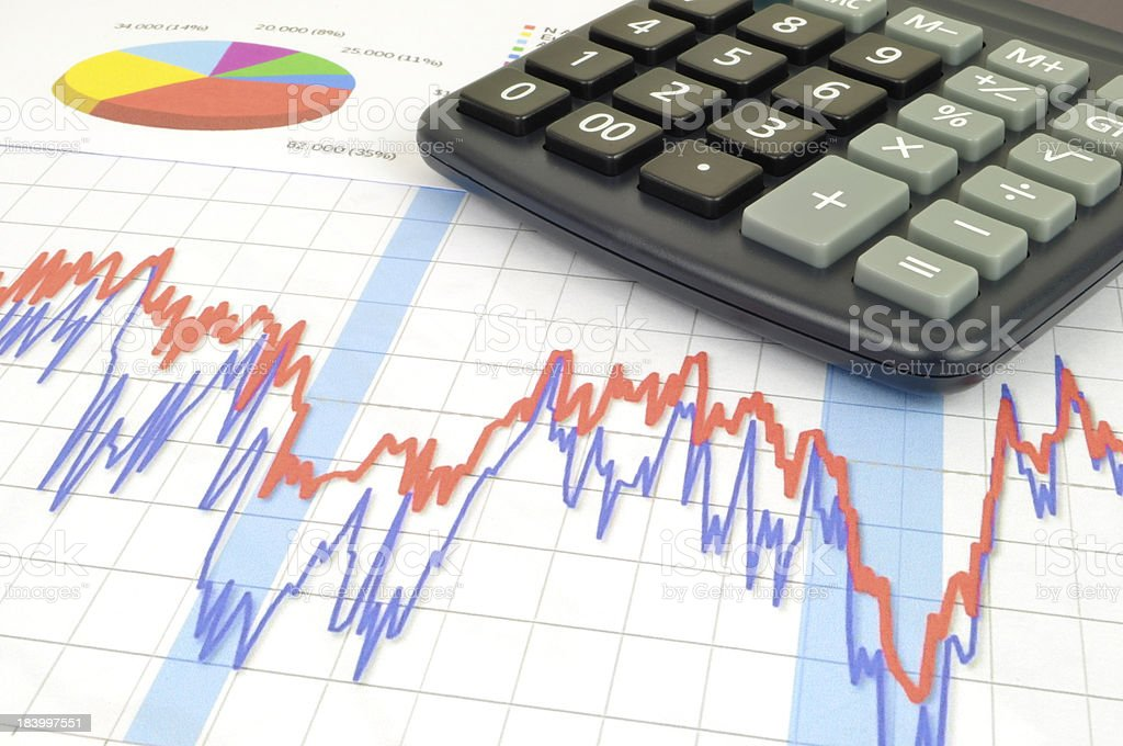 Financial Data Analysis Stock Photo 183997551 | Istock