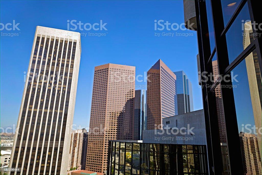 Financial Distirct stock photo
