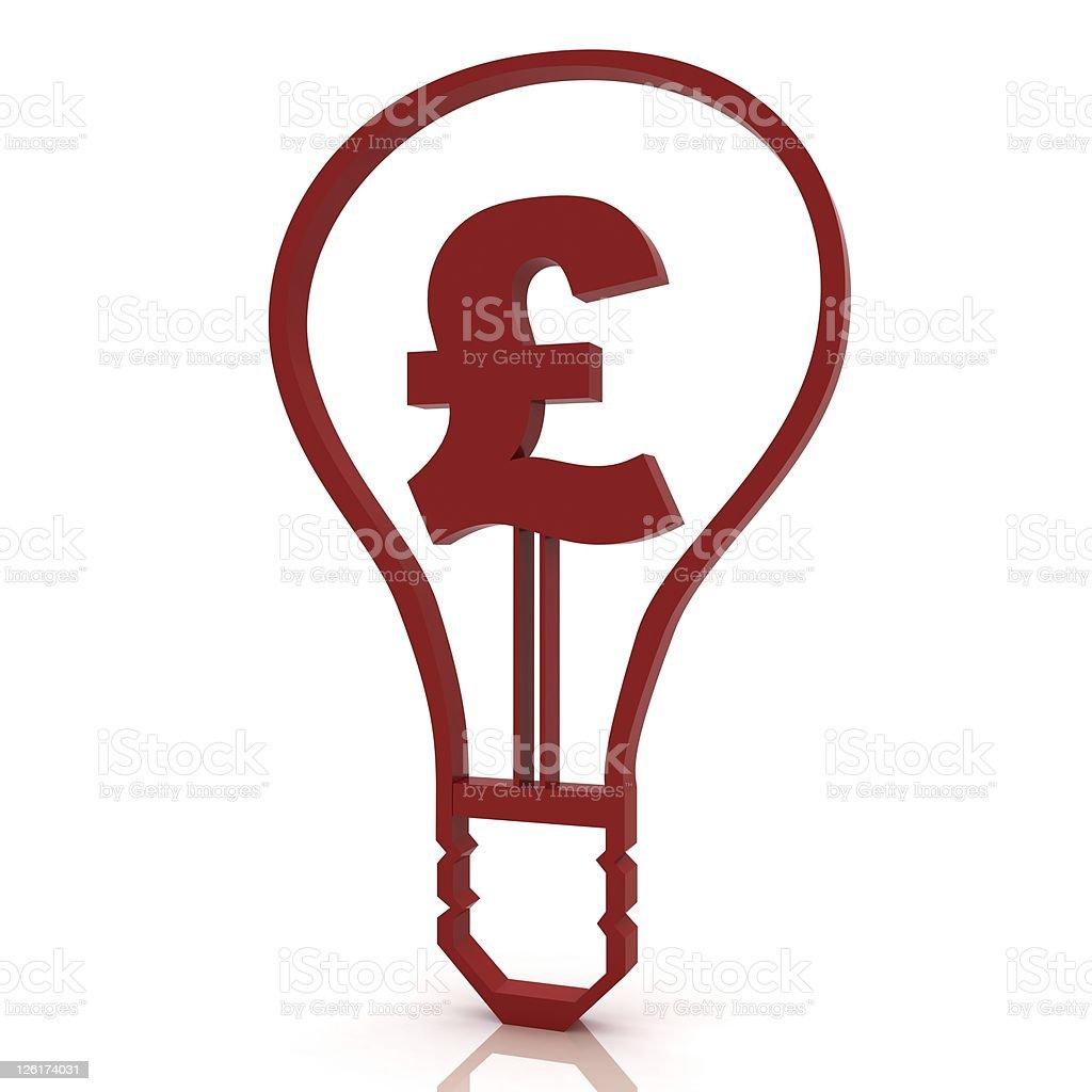 Financial Idea royalty-free stock photo