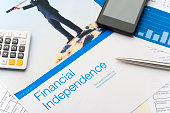 Financial independence brochure