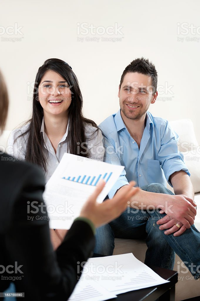 Financial Matters royalty-free stock photo
