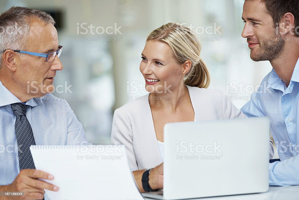 Financial preparedness royalty-free stock photo