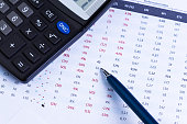 Financial report and Calculator