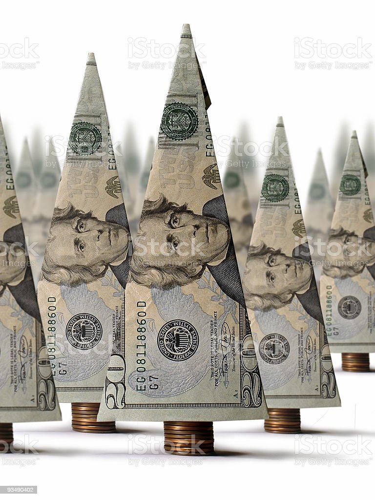 Financial Resources royalty-free stock photo