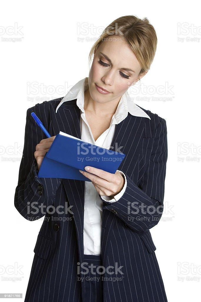 Financial transaction royalty-free stock photo