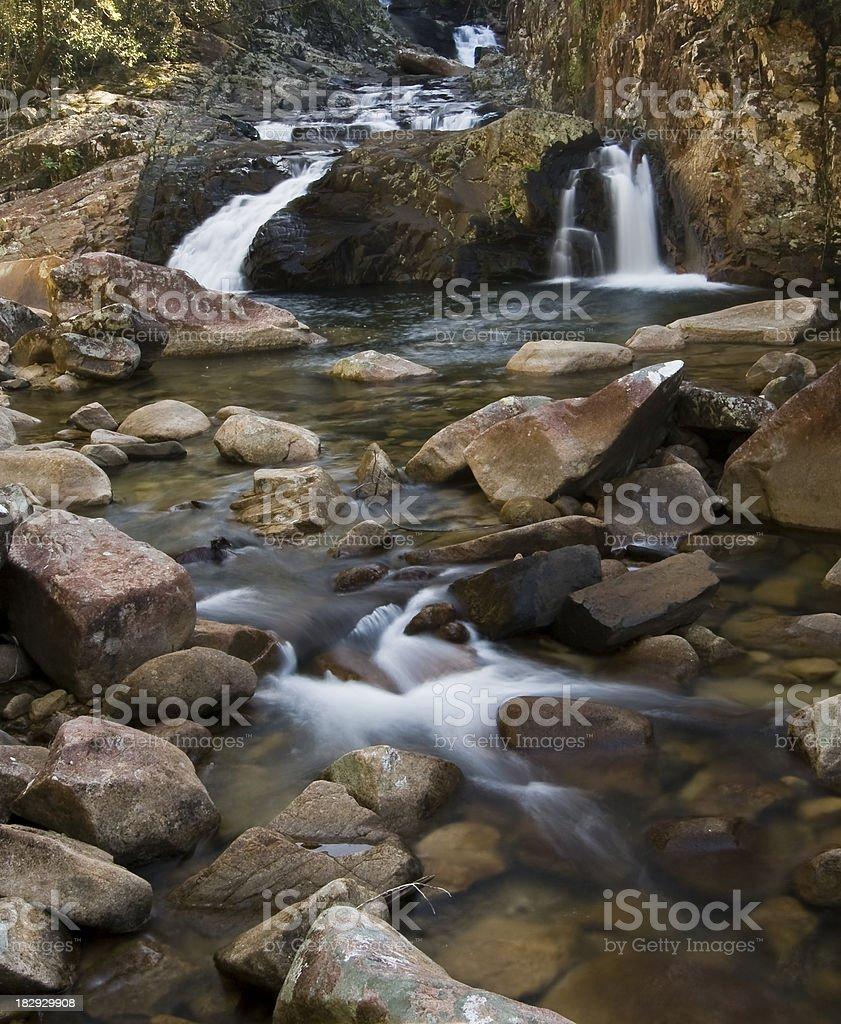 Finch Hatton Gorge stock photo