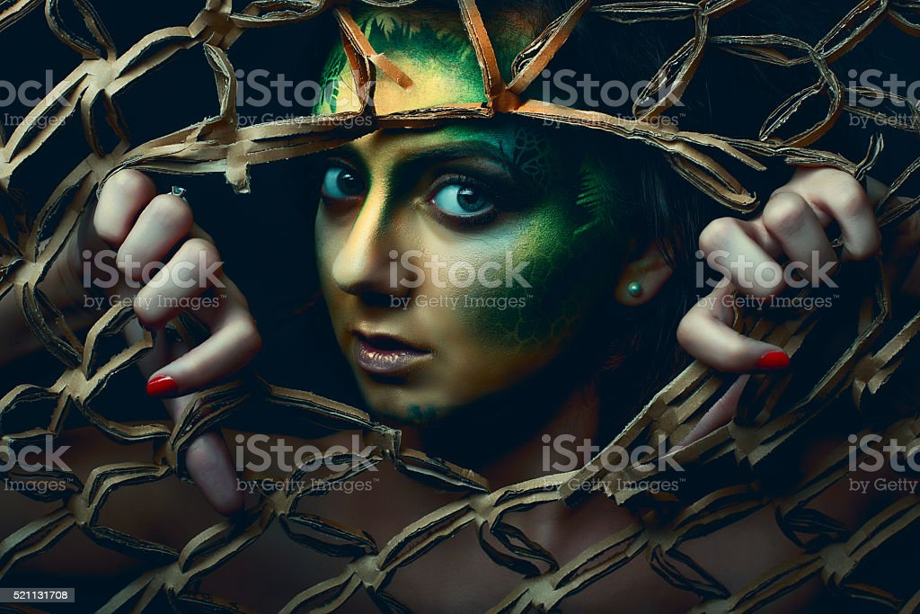 find a way to escape stock photo