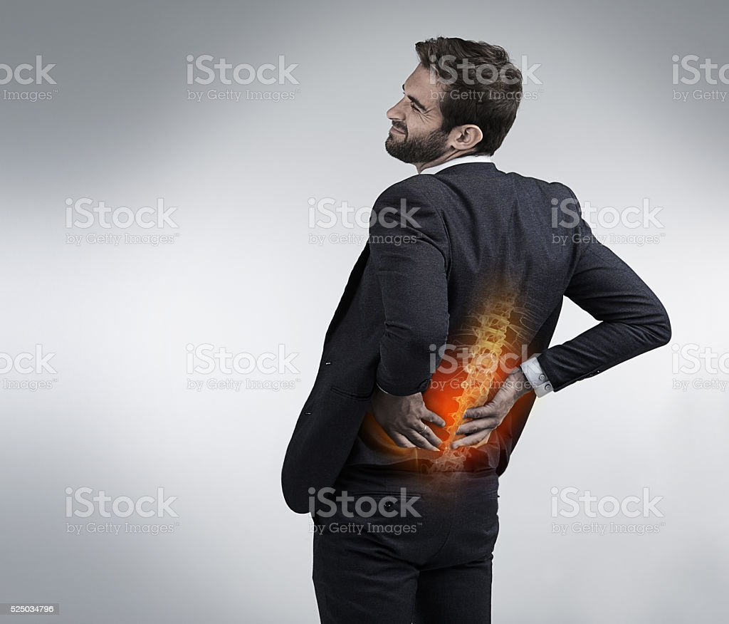 Find defence against joint pain stock photo
