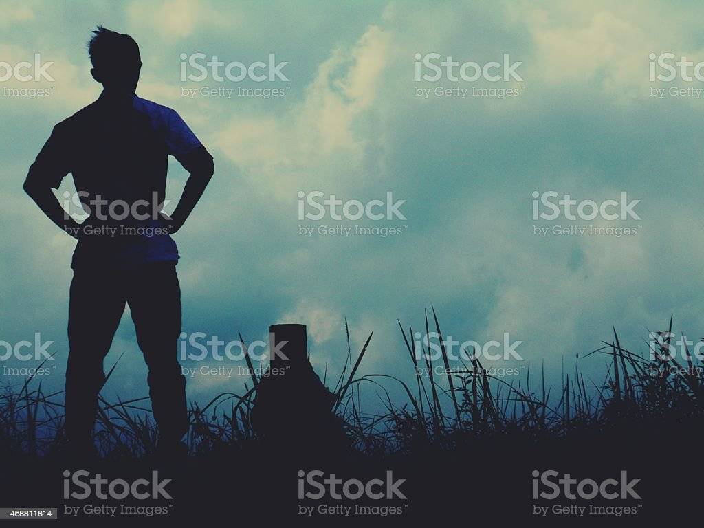 Find Inspiration stock photo