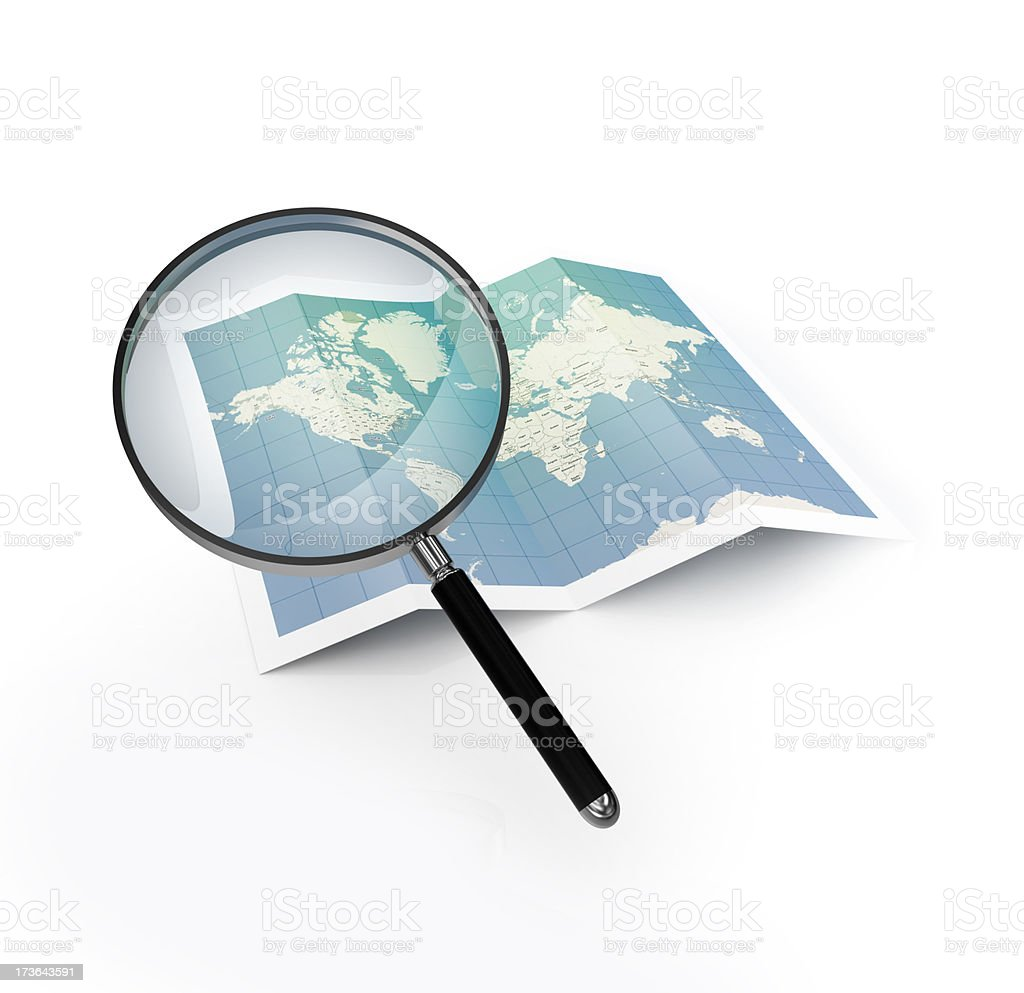 Find location royalty-free stock photo