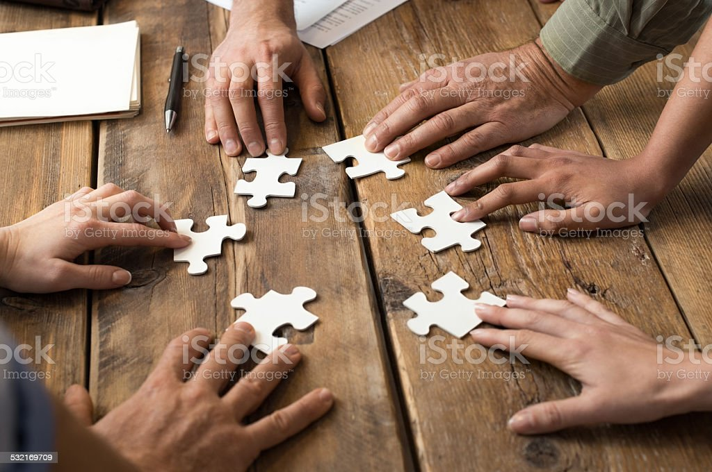Find new solutions stock photo