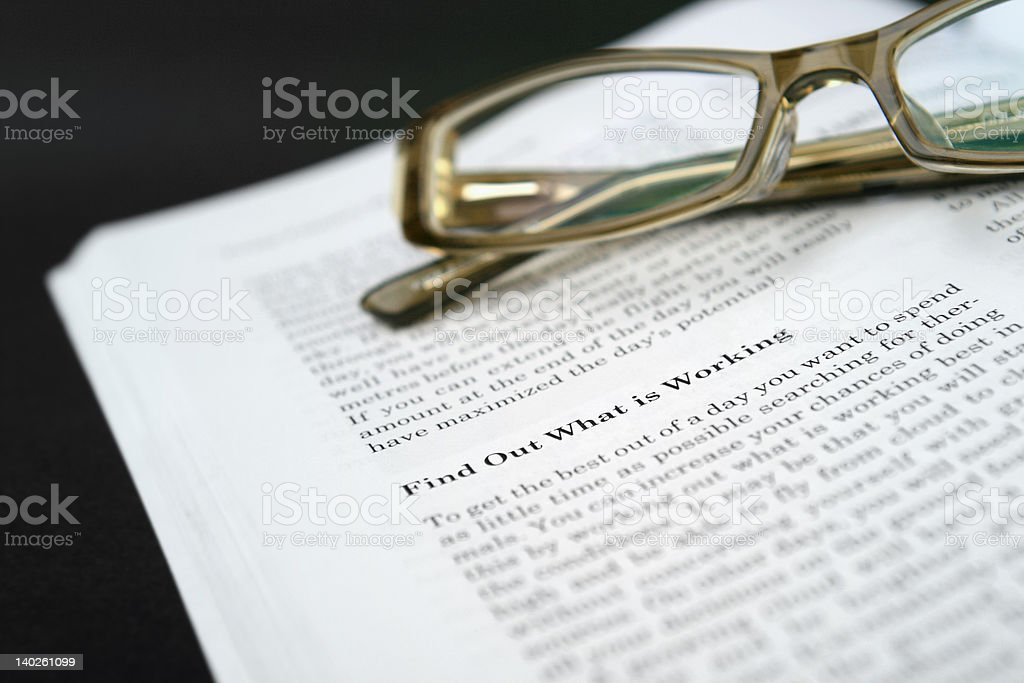 find out royalty-free stock photo