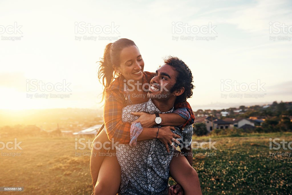 Find someone who loves you for you stock photo