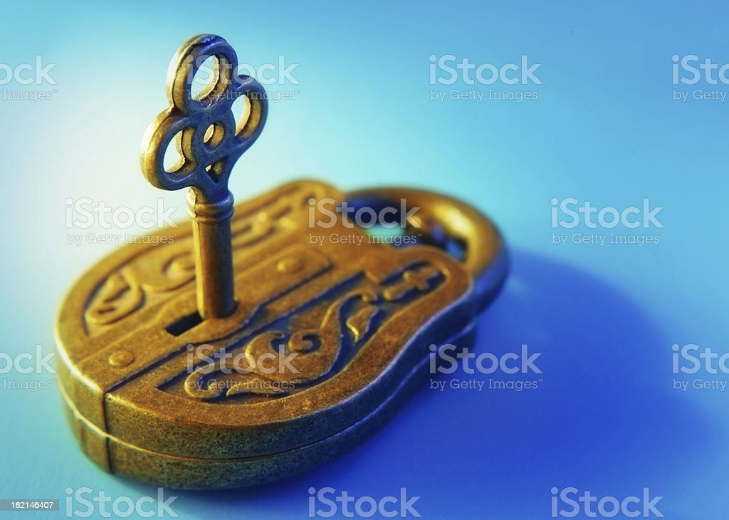 Find the Key royalty-free stock photo