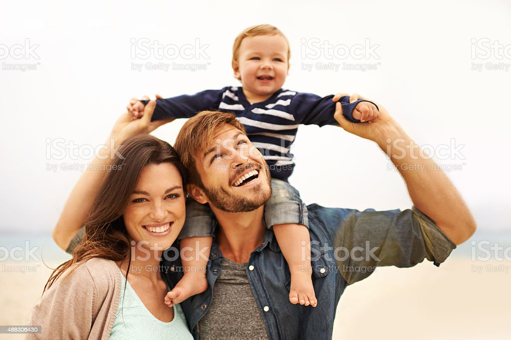Find what brings you joy and go there stock photo