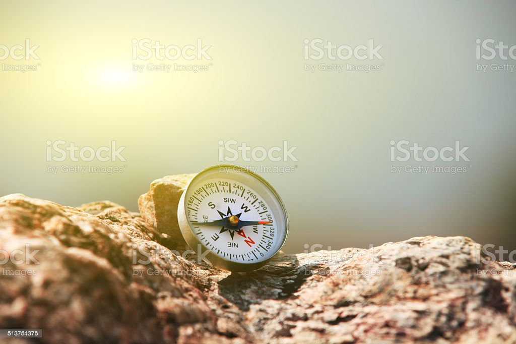 Find Your Direction stock photo