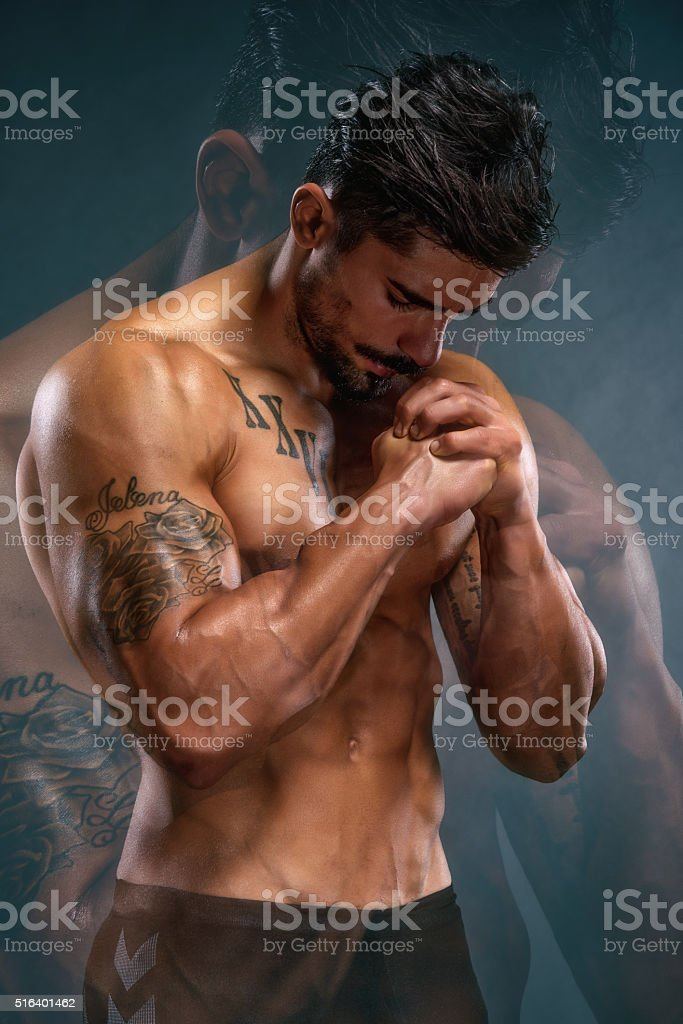find your inner peace stock photo