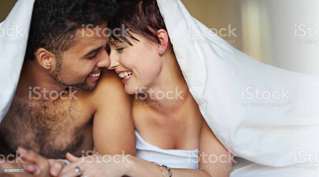 Finding comfort in each other stock photo