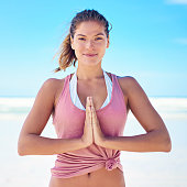 Finding inner peace one pose at a time