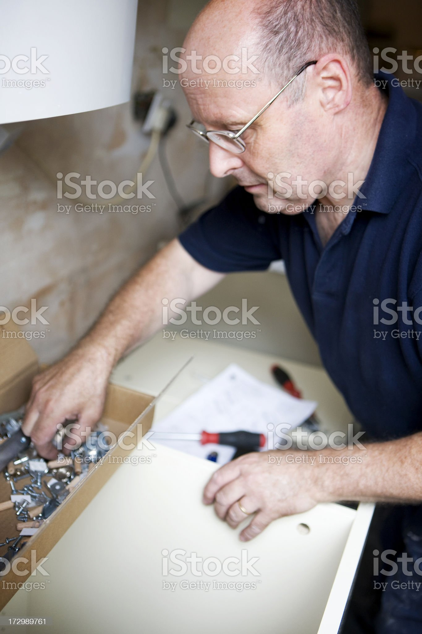 finding the right tools royalty-free stock photo