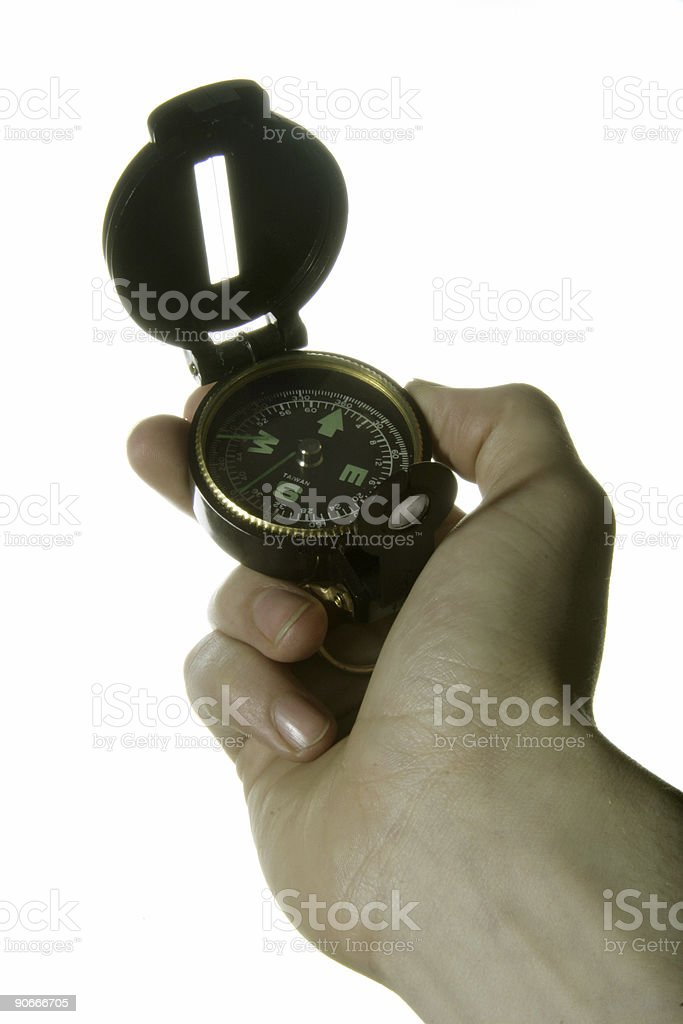 finding your way stock photo