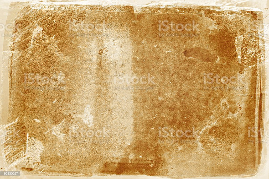 findings texture with grunge borders royalty-free stock vector art