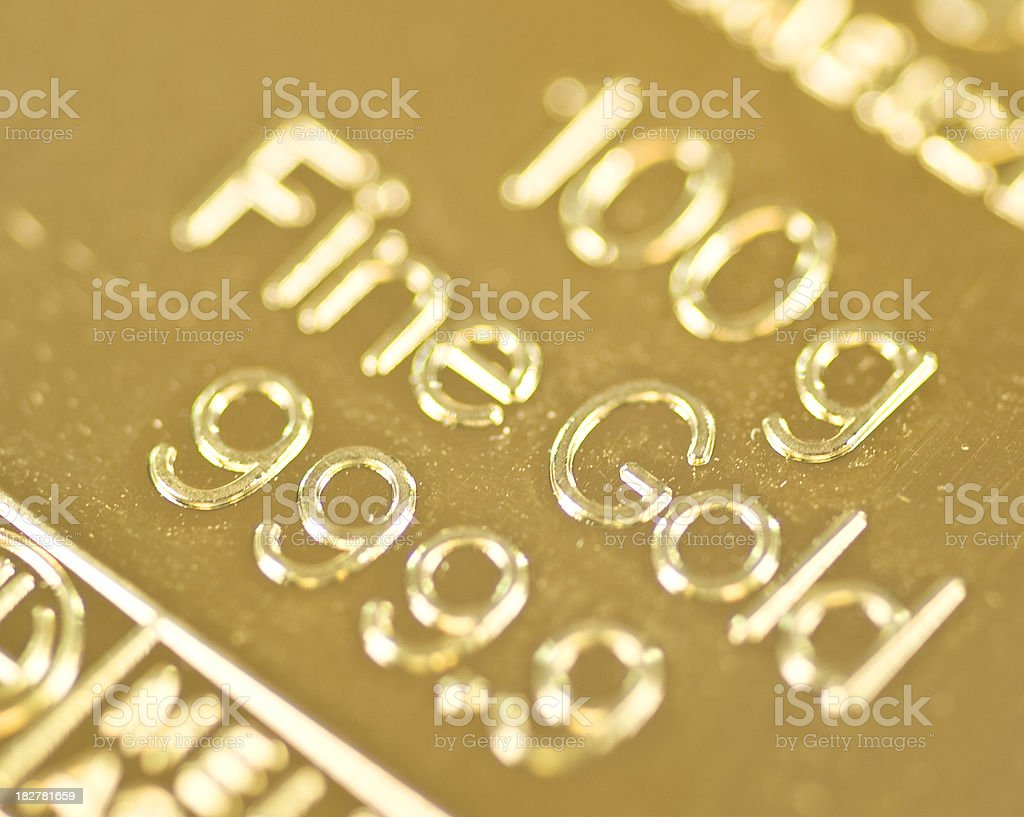 fine gold background stock photo