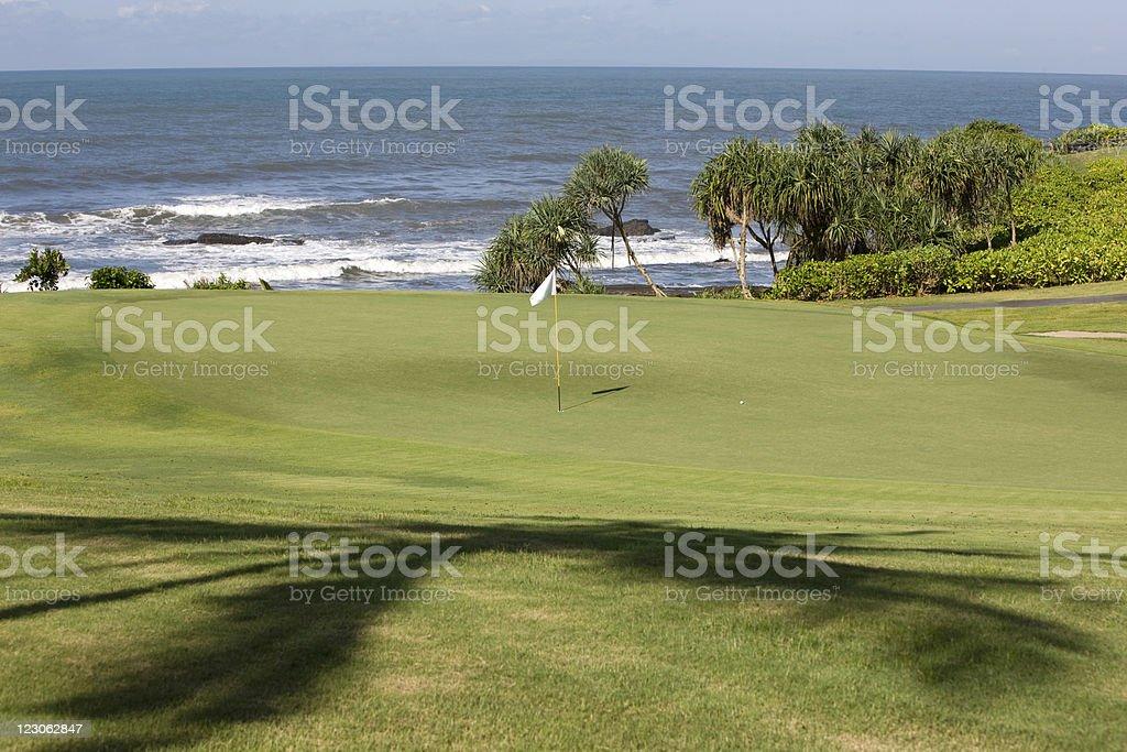 Fine sunny landscape royalty-free stock photo