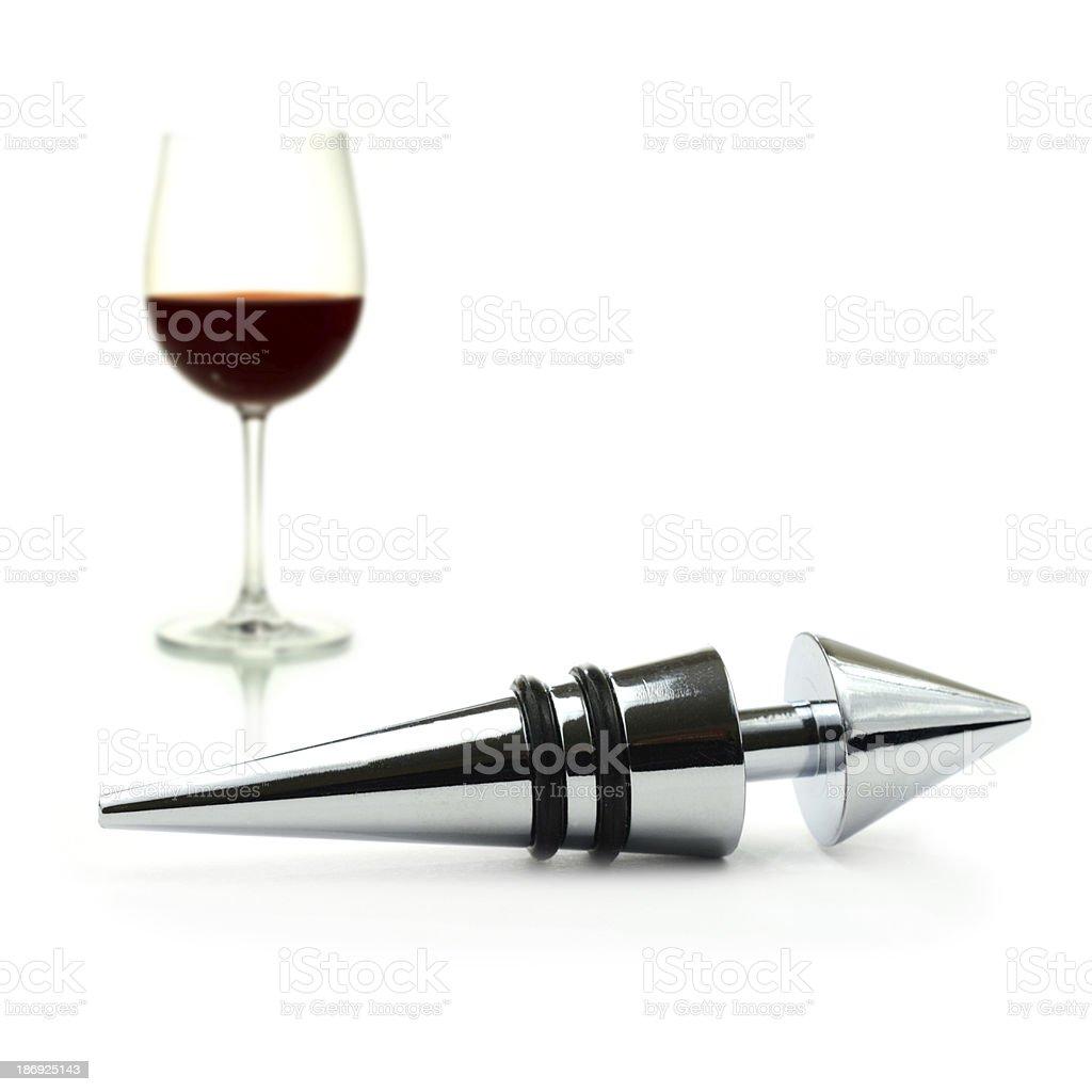 Fine Wine Tasting 2 stock photo