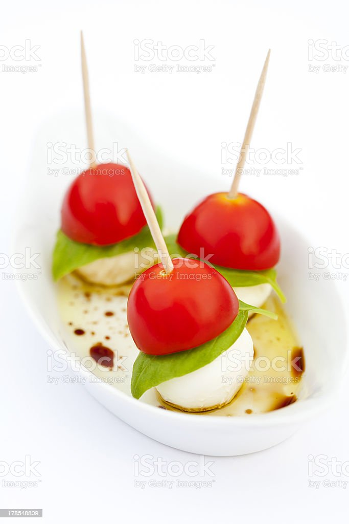 Finger food royalty-free stock photo