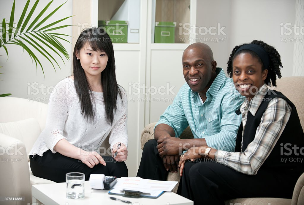Finiancial Planning stock photo