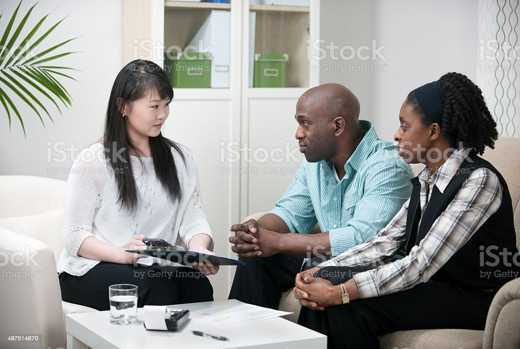 Finincial Planning stock photo