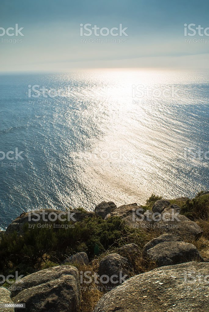finisterre stock photo