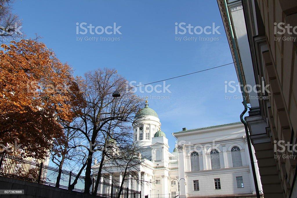 Finland, Helsinki stock photo