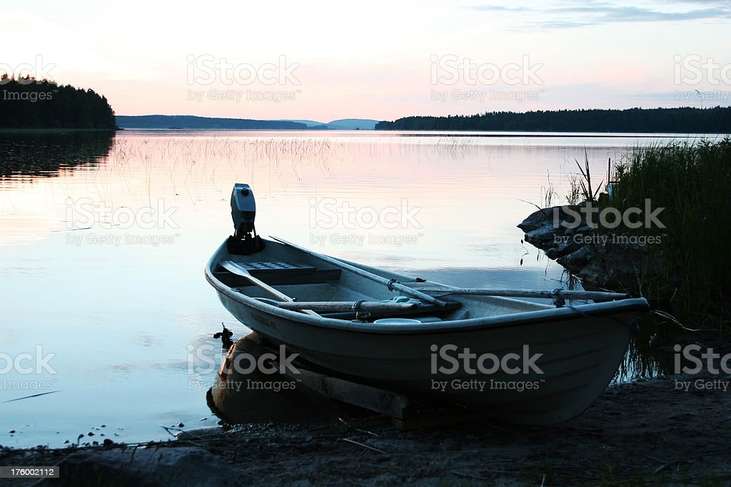Finnish summer 1 royalty-free stock photo