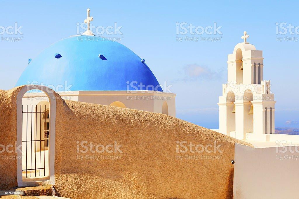 Fira, Santorini royalty-free stock photo