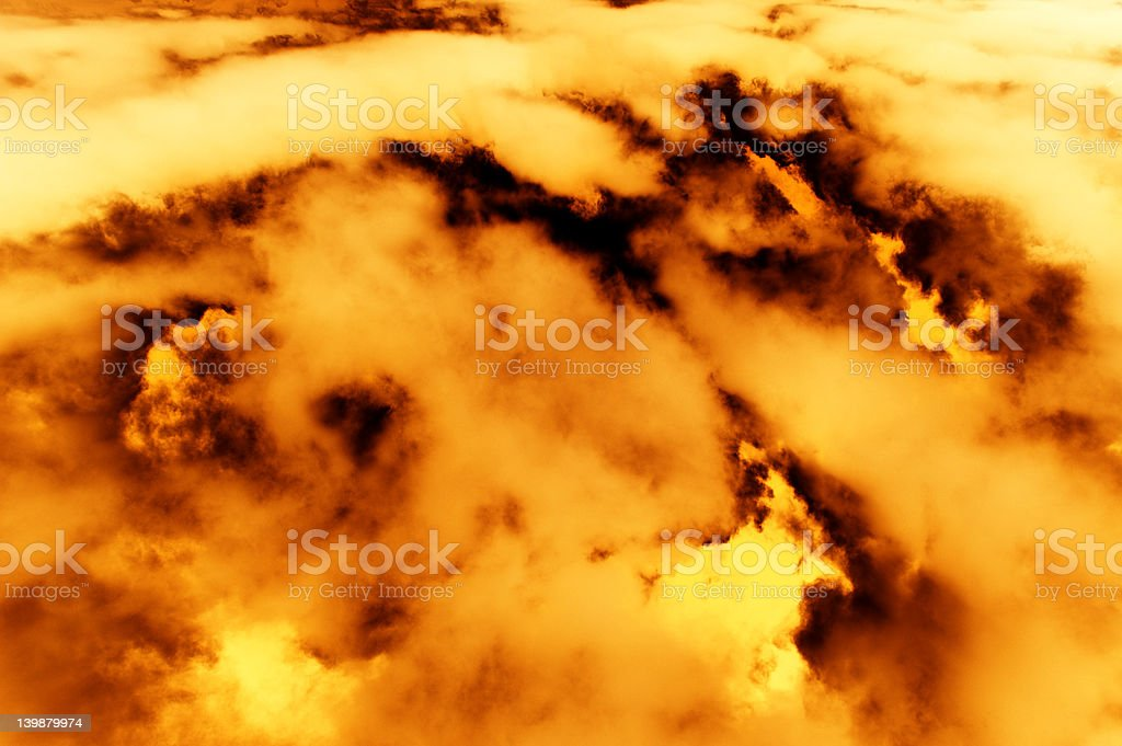 fire abstract stock photo